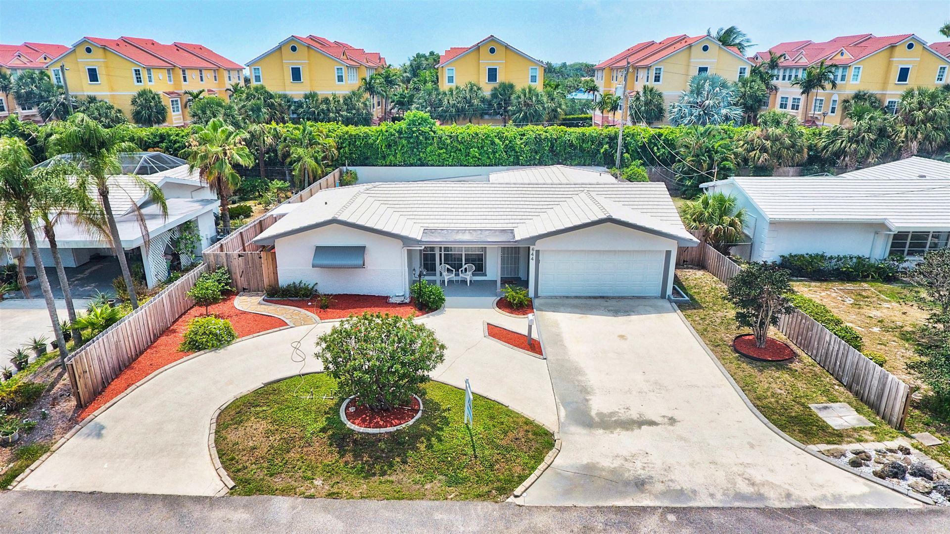 644 Las Palmas Park, Boynton Beach, FL 33435 - #: RX-10616324
