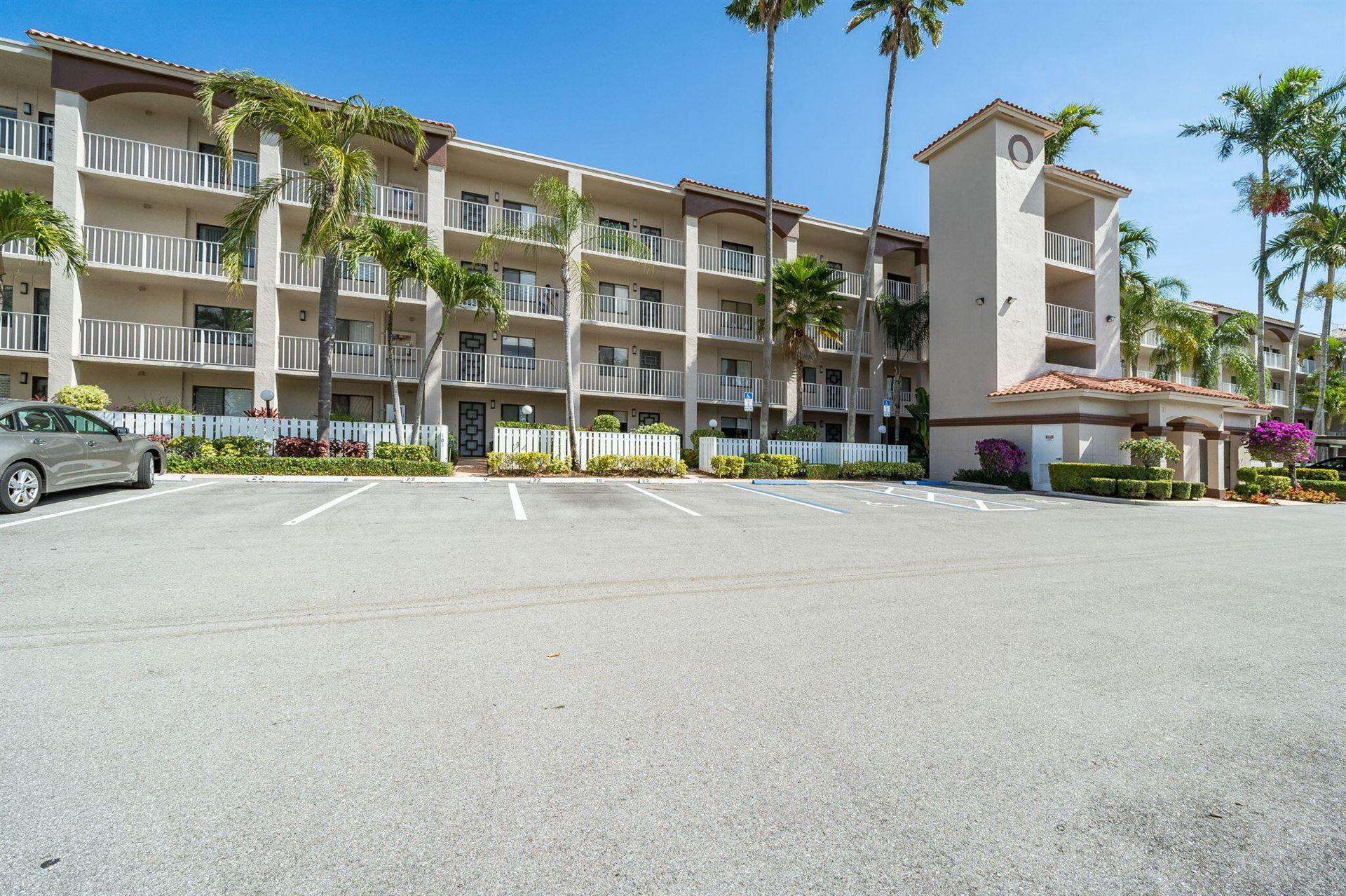 6037 Pointe Regal Circle #201, Delray Beach, FL 33484 - MLS#: RX-10724324