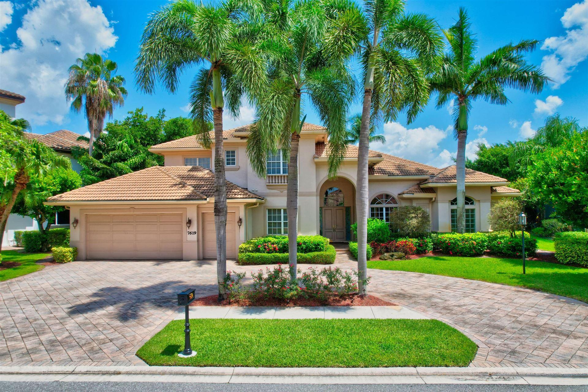7619 Mandarin Drive, Boca Raton, FL 33433 - #: RX-10735324