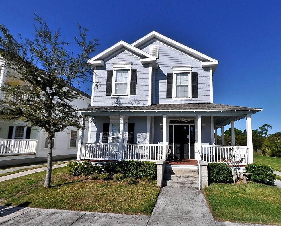 Photo of 3314 N Park Drive, Fort Pierce, FL 34982 (MLS # RX-10747324)