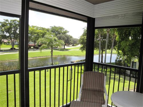 Tiny photo for 28 Stratford Lane #D, Boynton Beach, FL 33436 (MLS # RX-10560325)