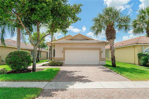 Photo of 8035 Bellafiore Way, Boynton Beach, FL 33472 (MLS # RX-10636325)