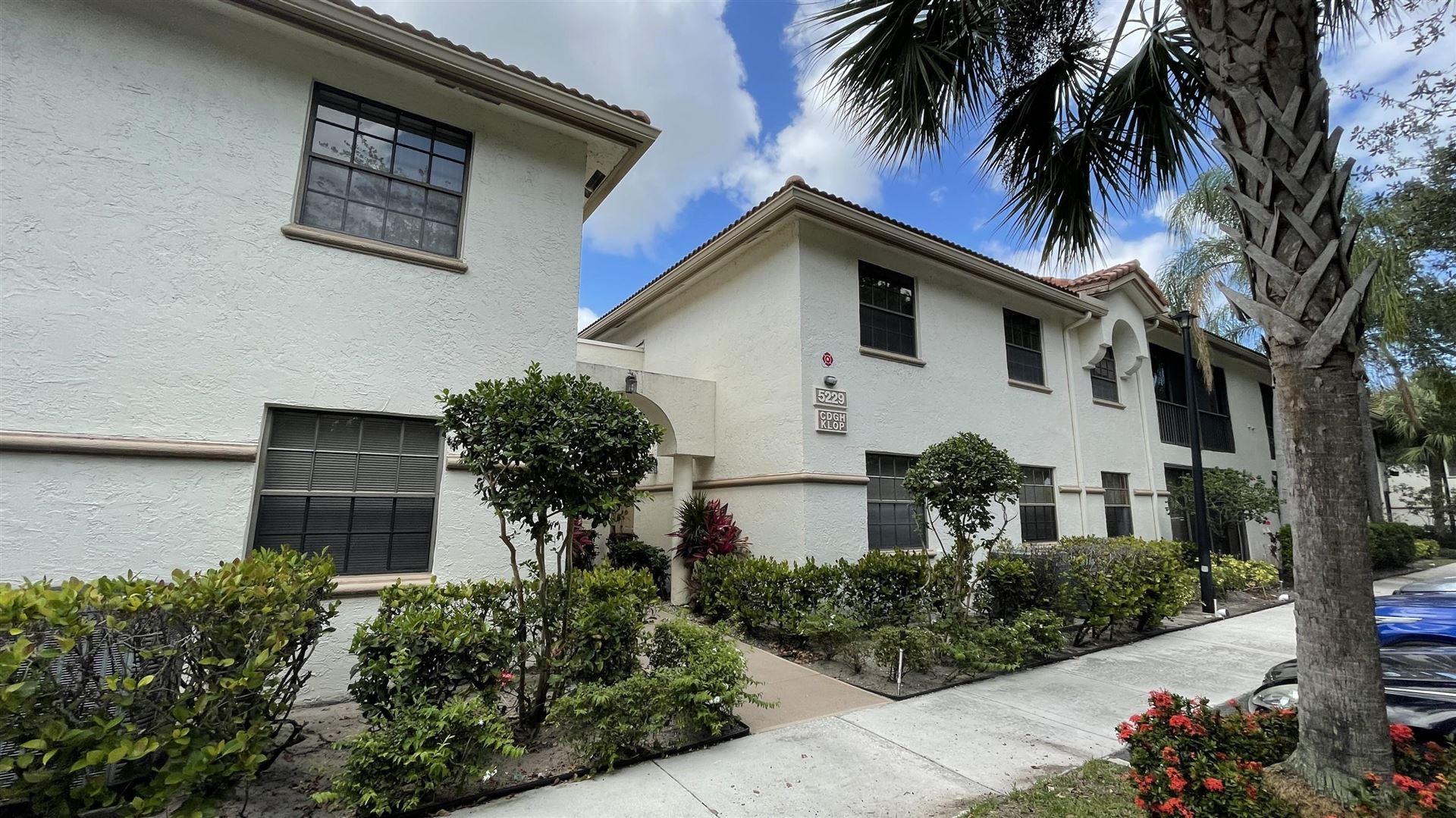 5229 Brisata Circle #H, Boynton Beach, FL 33437 - MLS#: RX-10714325