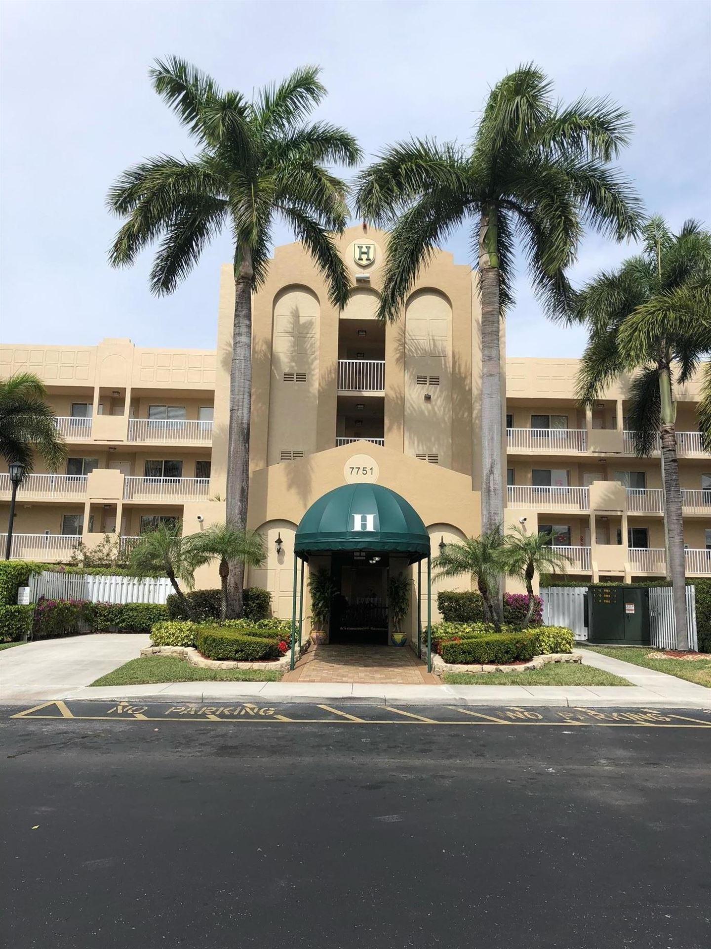 7751 Southampton Terrace #403, Tamarac, FL 33321 - #: RX-10691326