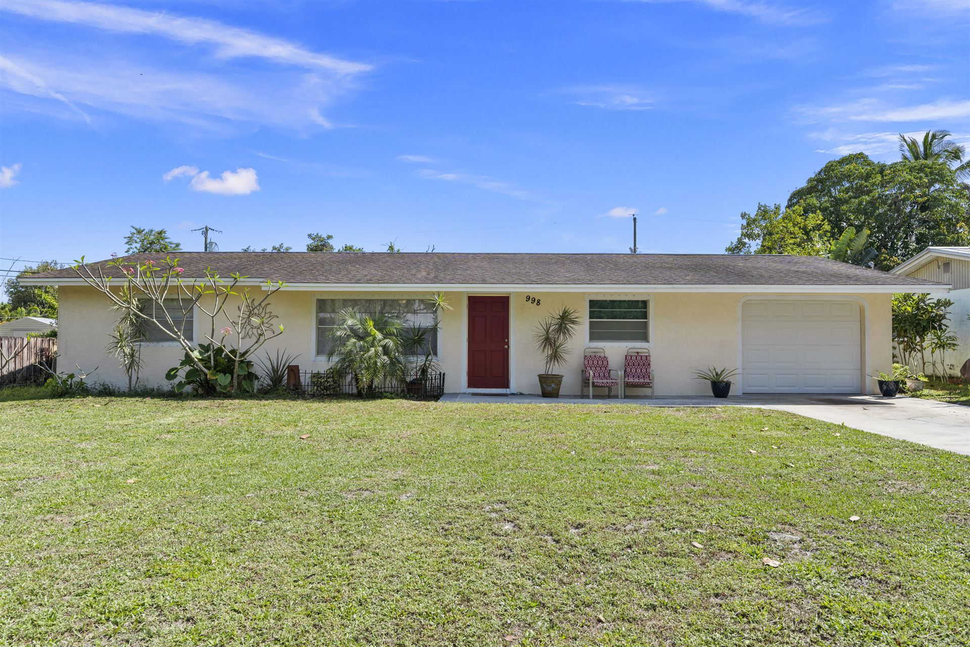 998 SW Spruce Street, Palm City, FL 34990 - #: RX-10708326