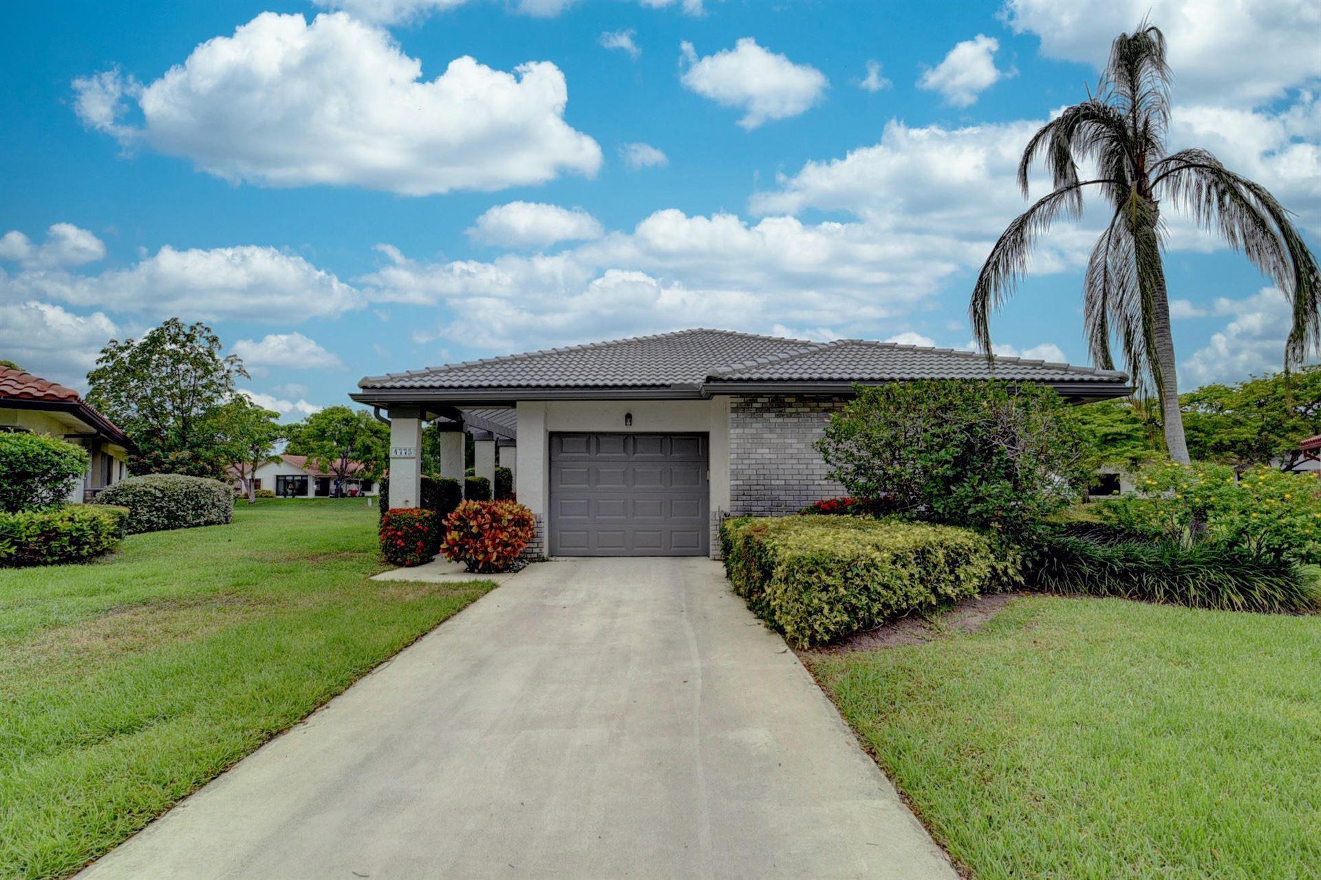 4775 Fancy Leaf Court, Boynton Beach, FL 33436 - MLS#: RX-10716326
