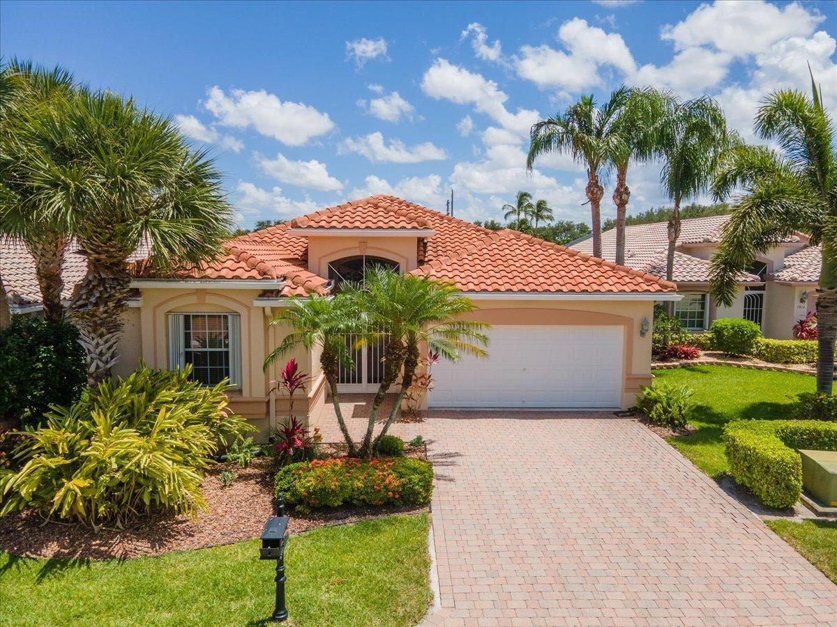 7810 Campania Drive, Boynton Beach, FL 33472 - #: RX-10723326