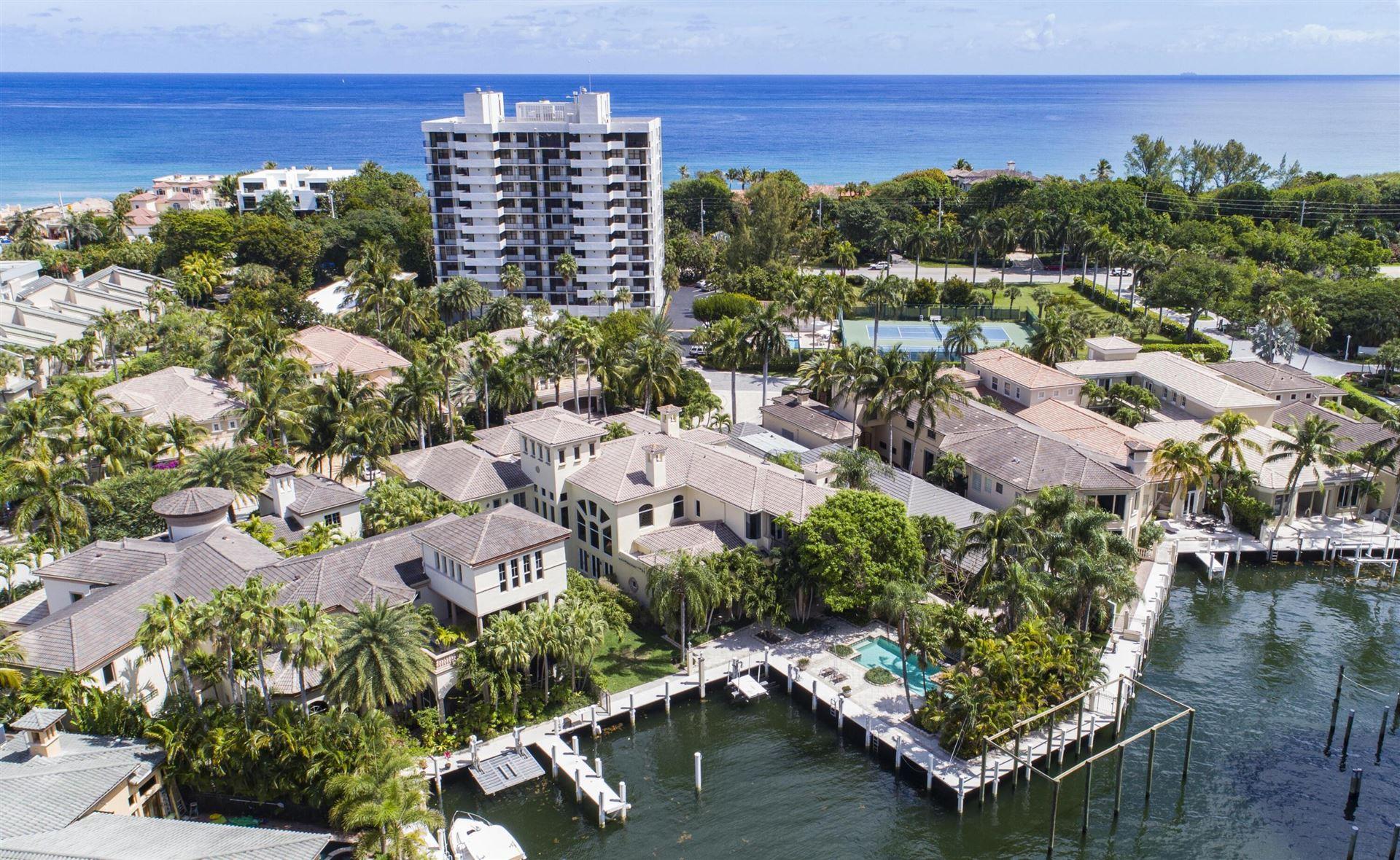 Photo of 1006 Grand Court, Highland Beach, FL 33487 (MLS # RX-10724326)