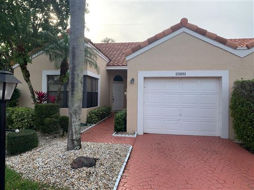 Photo of 22691 Meridiana Drive, Boca Raton, FL 33433 (MLS # RX-10604327)