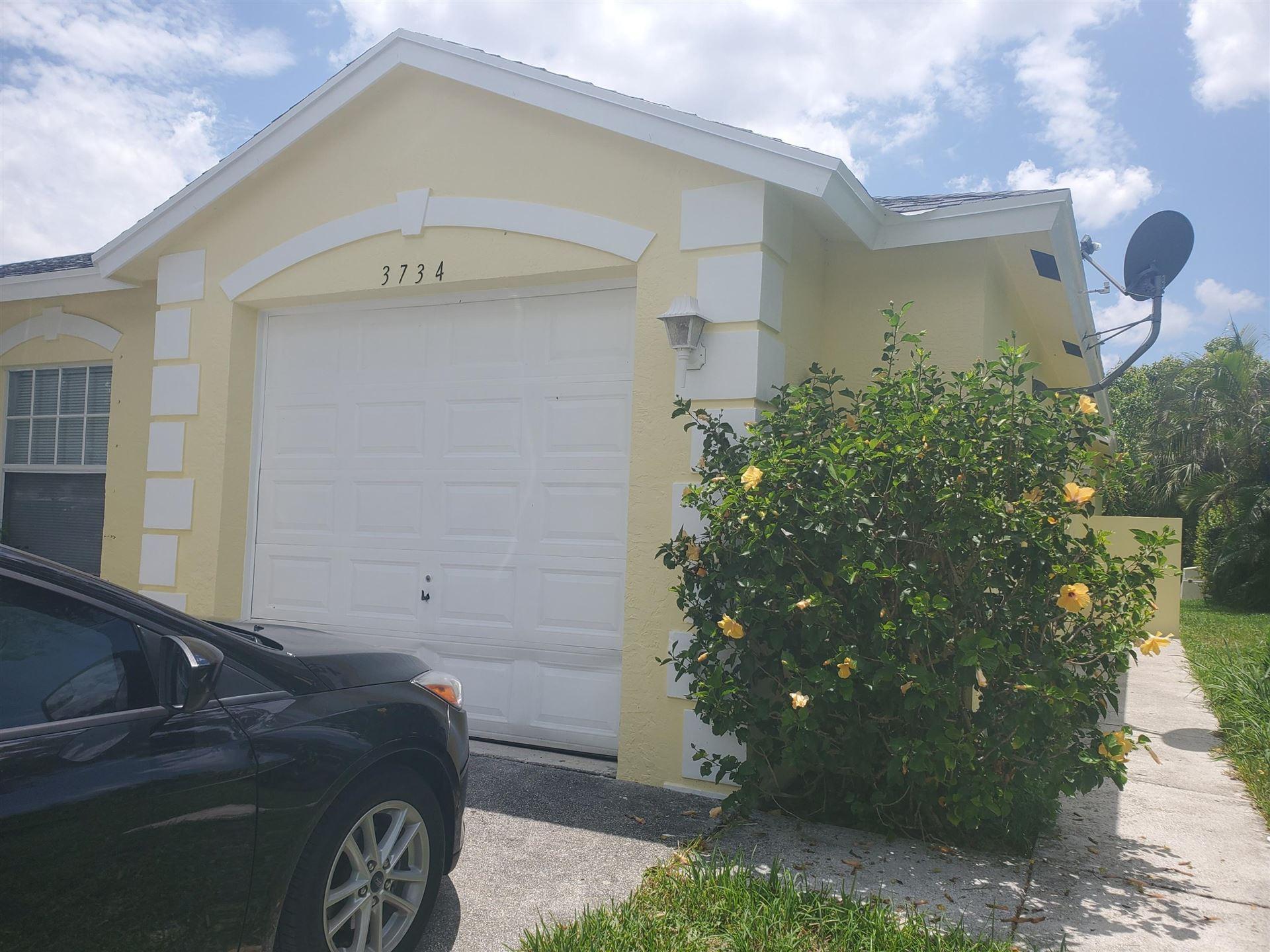 3734 Nyack Lane, Greenacres, FL 33463 - #: RX-10638327