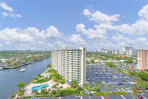 Photo of 3233 NE 34th Street #1704, Fort Lauderdale, FL 33308 (MLS # RX-10745328)