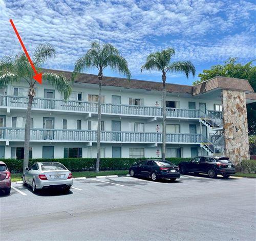 Photo of 2200 Springdale Boulevard #316, Palm Springs, FL 33461 (MLS # RX-10747328)