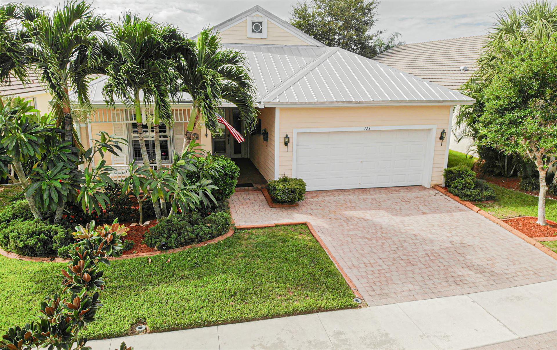 123 NW Willow Grove Avenue, Port Saint Lucie, FL 34986 - #: RX-10657328
