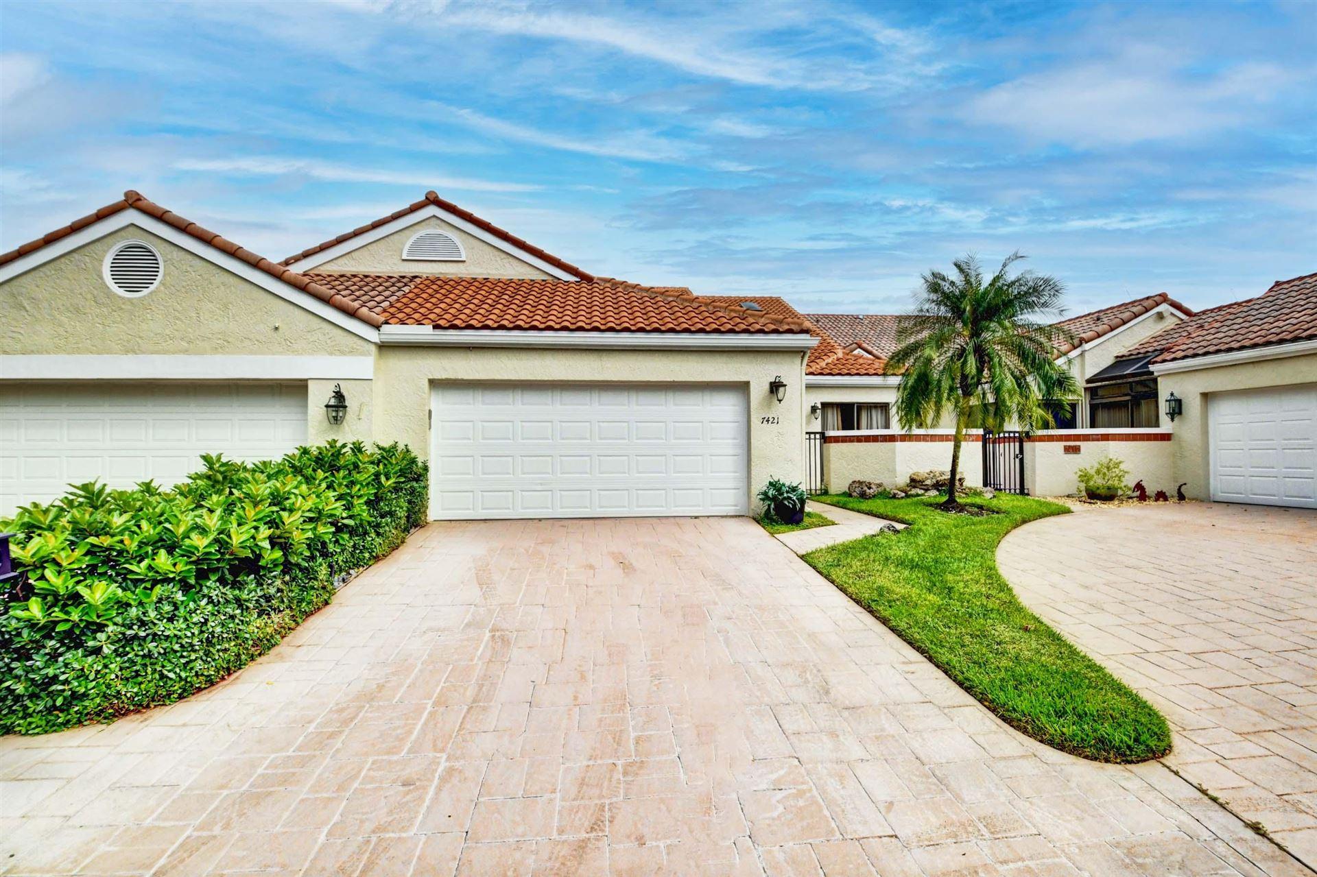 7421 Campo Florido, Boca Raton, FL 33433 - #: RX-10671328