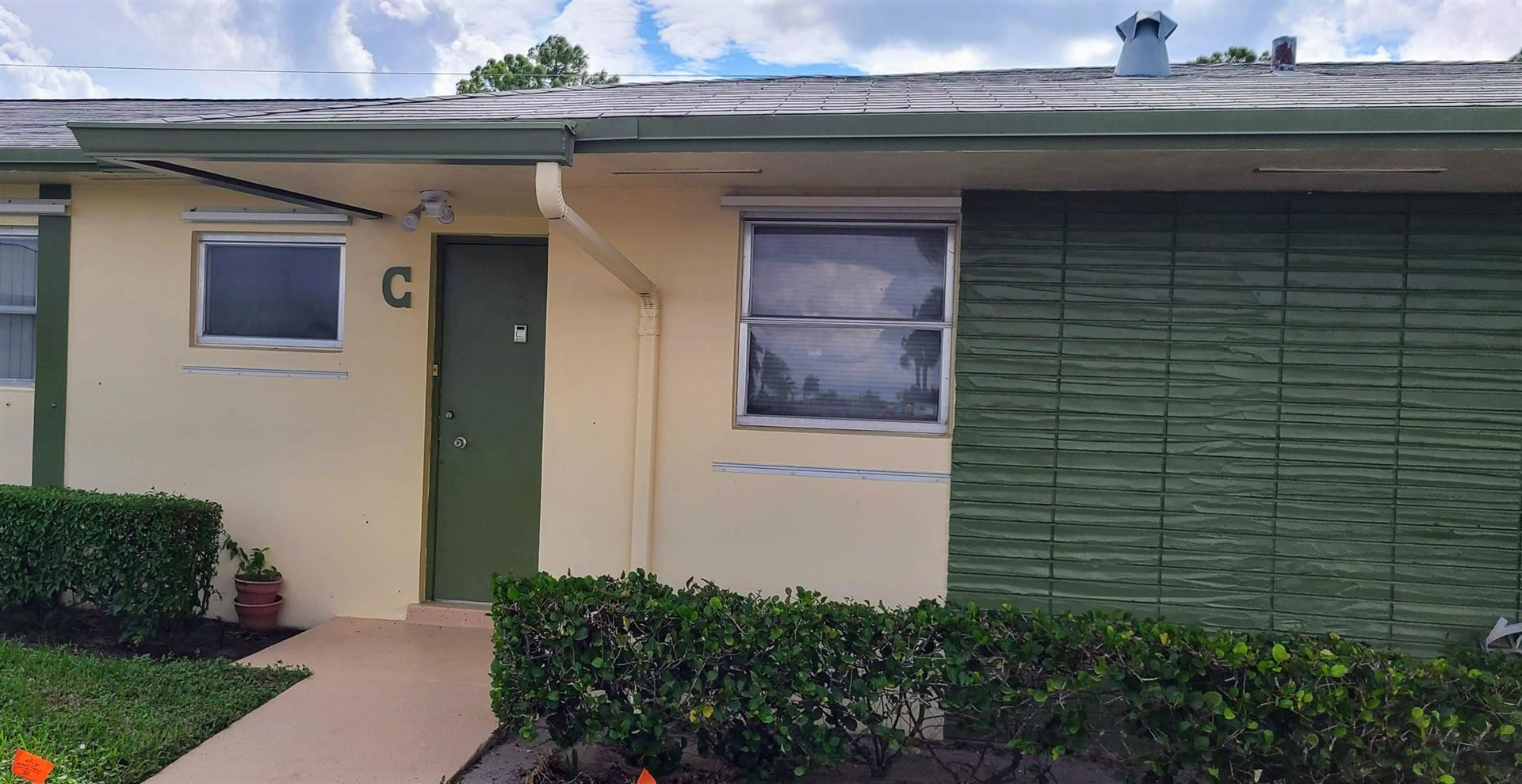 2941 W Crosley Drive #C, West Palm Beach, FL 33415 - MLS#: RX-10672328