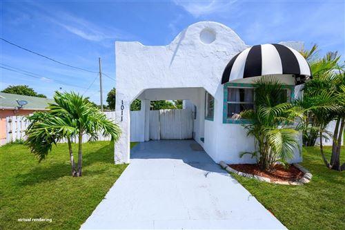 Photo of Listing MLS rx in 1011 W Lakewood Road West Palm Beach FL 33405