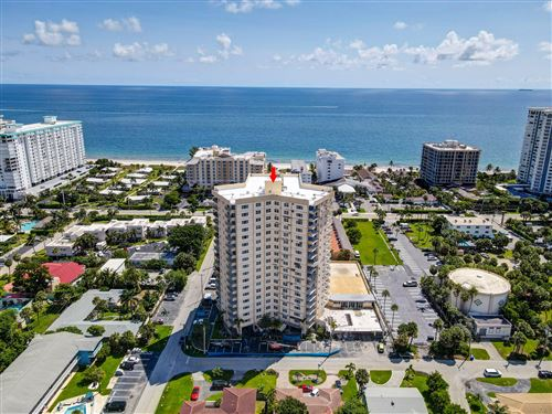 Photo of 1200 Hibiscus Avenue #904, Pompano Beach, FL 33062 (MLS # RX-10747329)
