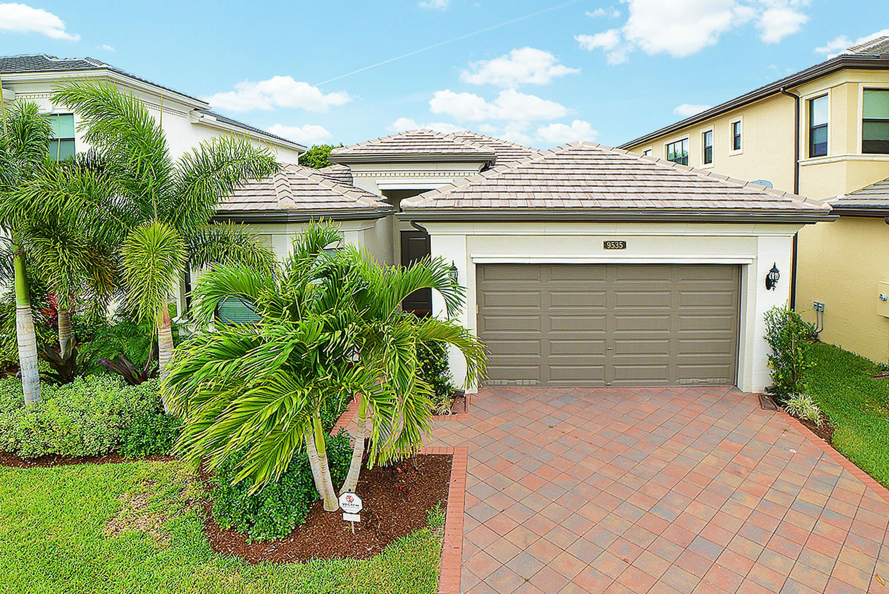 9535 Eden Roc Court, Delray Beach, FL 33446 - #: RX-10625329