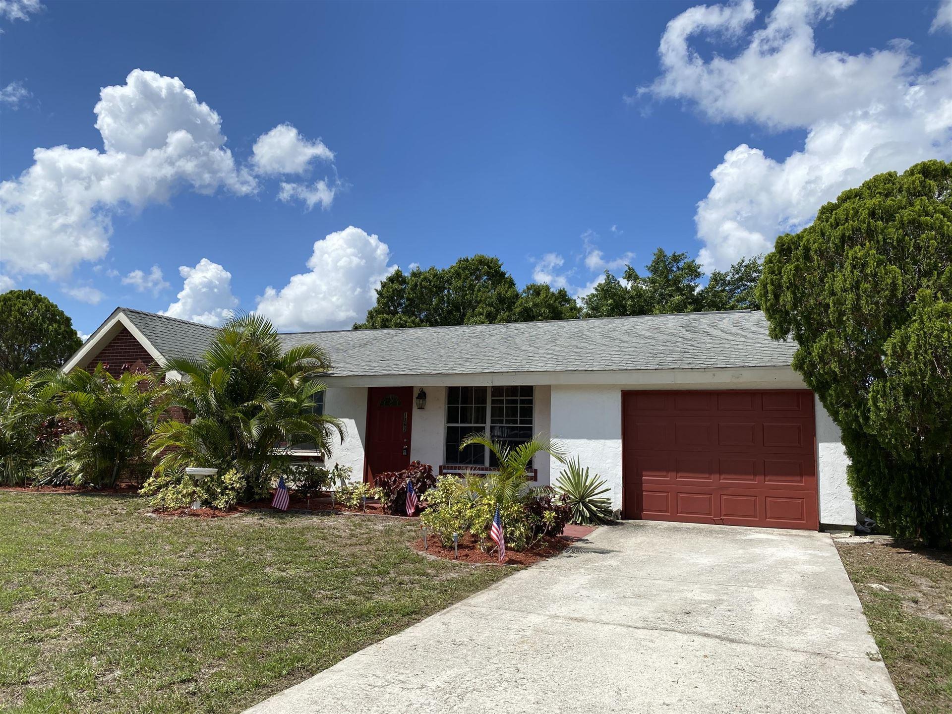 1362 SE Mohave Street, Port Saint Lucie, FL 34952 - #: RX-10723329