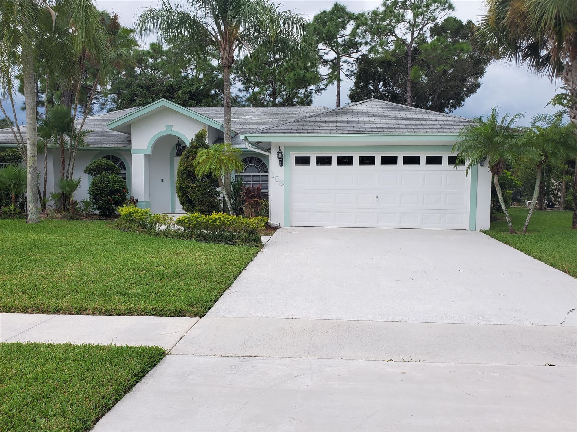 153 Saratoga Boulevard W, Royal Palm Beach, FL 33411 - #: RX-10746329