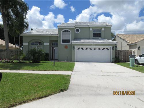 Photo of 9620 Tavernier Drive, Boca Raton, FL 33496 (MLS # RX-10648330)
