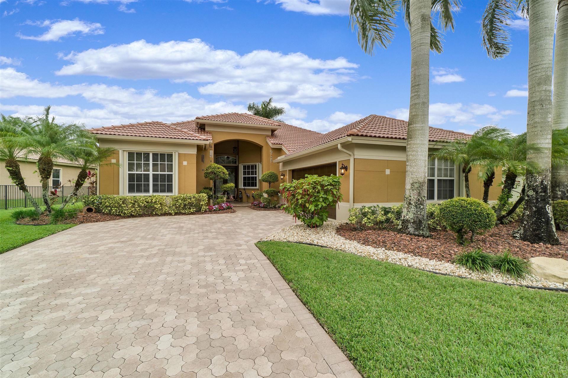 Photo of 6896 NW 113 Avenue, Parkland, FL 33076 (MLS # RX-10668330)