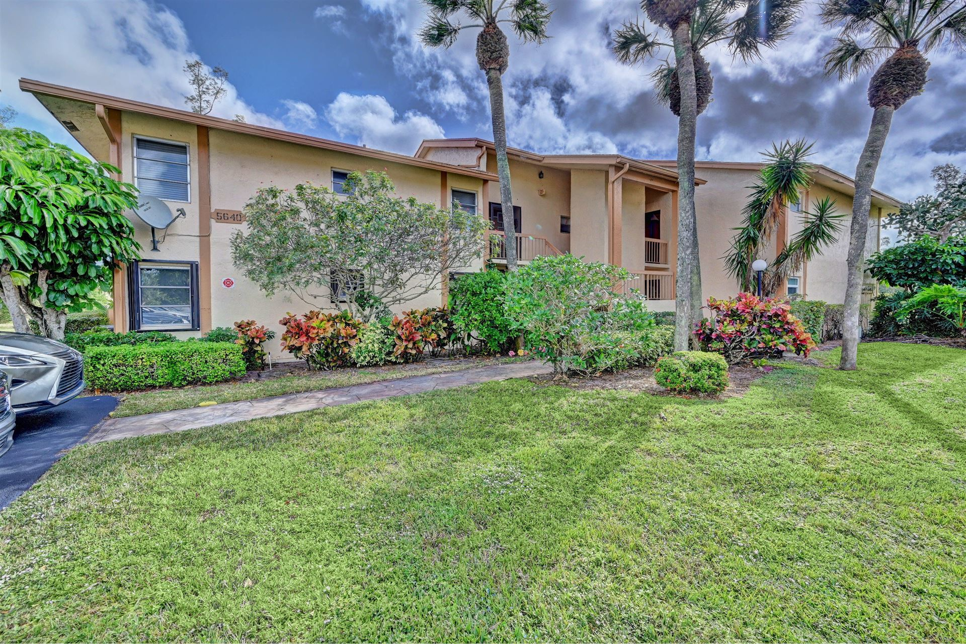 5640 Spindle Palm Court A, Delray Beach, FL 33484 - #: RX-10681330