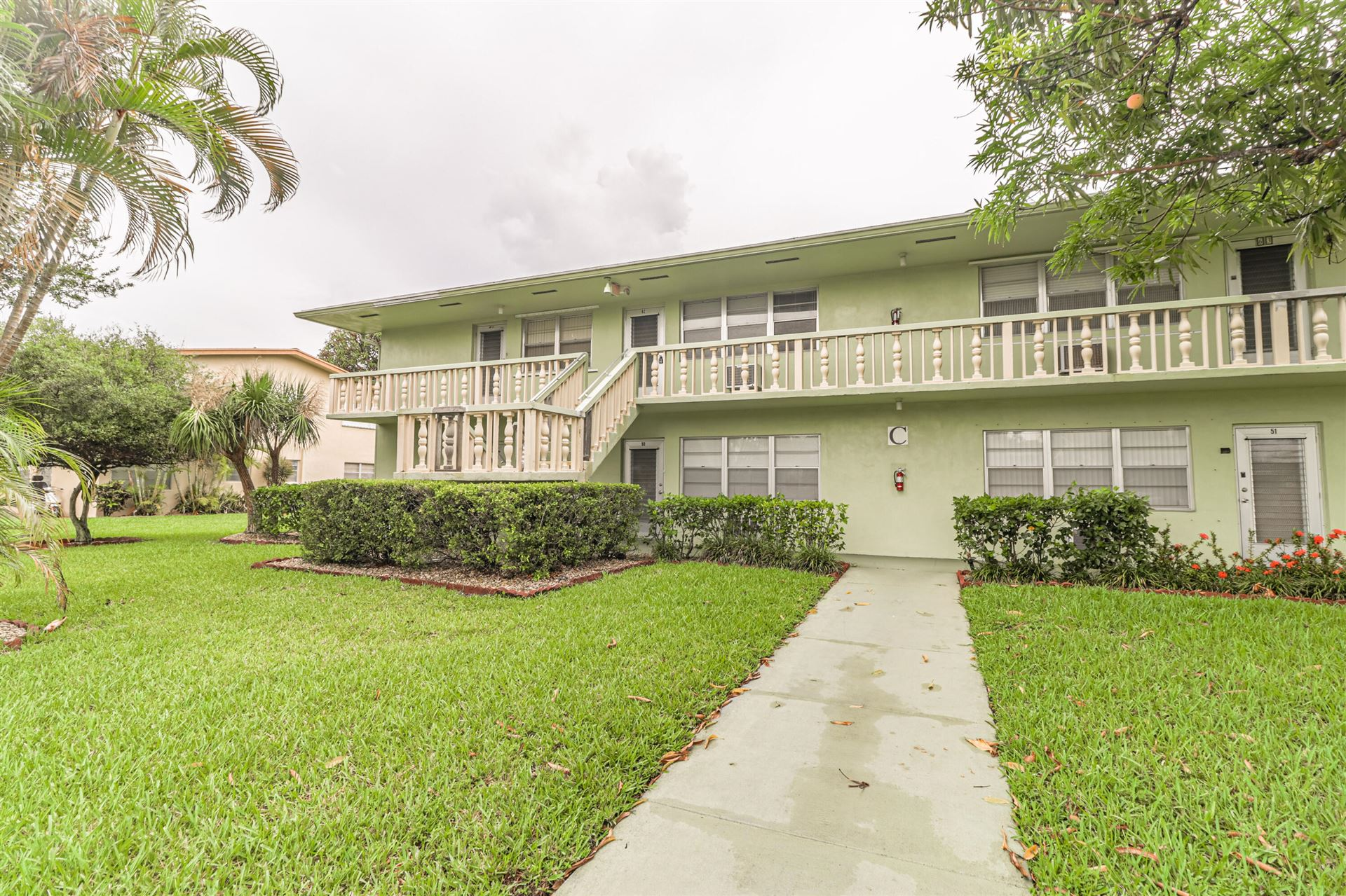 62 Norwich C, West Palm Beach, FL 33417 - MLS#: RX-10747330