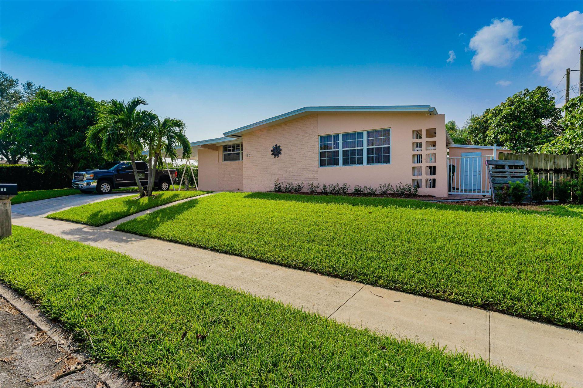 1901 Montague Street, Lake Worth, FL 33461 - MLS#: RX-10751330