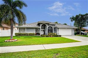 Photo of 6984 NW 19th Court, Margate, FL 33063 (MLS # RX-10571331)