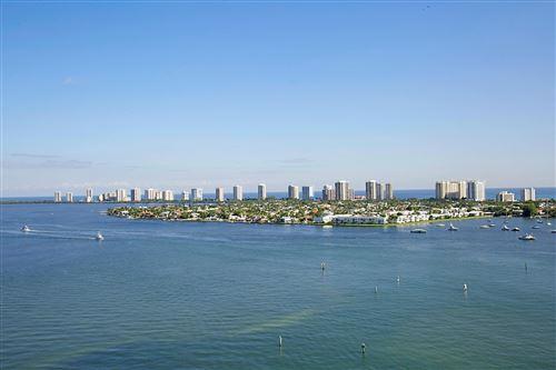 Photo of 2650 Lake Shore Drive #1805, Riviera Beach, FL 33404 (MLS # RX-10580331)