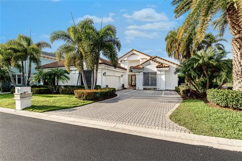 Photo of 3219 W Channel Circle, Jupiter, FL 33477 (MLS # RX-10604331)