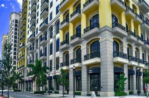Photo of 701 S Olive Avenue #1021, West Palm Beach, FL 33401 (MLS # RX-10635331)