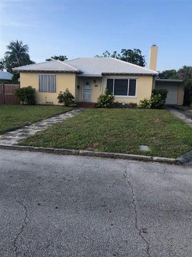 Photo of 348 Potter Road, West Palm Beach, FL 33405 (MLS # RX-10733331)