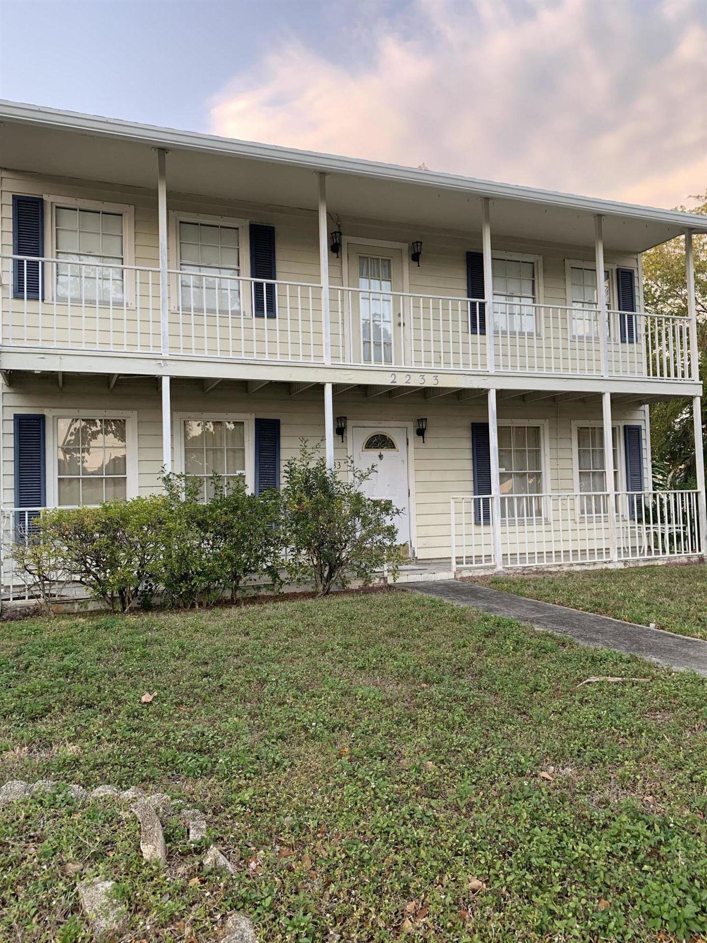 2233 Dock Street, West Palm Beach, FL 33401 - #: RX-10687331