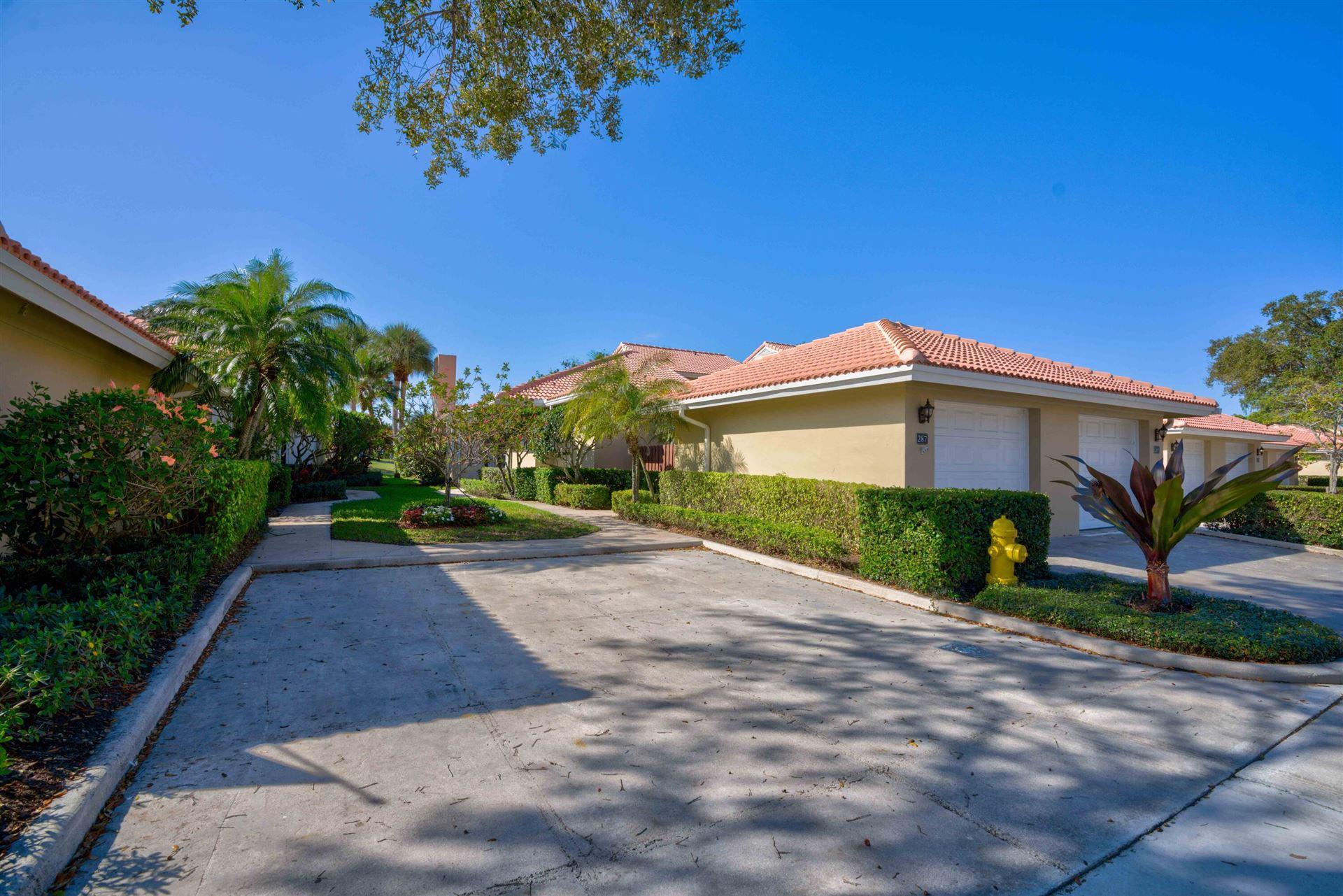 Photo of 287 Old Meadow Way, Palm Beach Gardens, FL 33418 (MLS # RX-10694331)