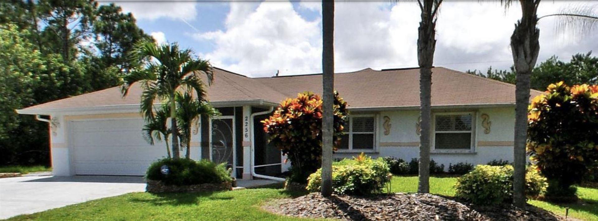 2256 SE Longhorn Avenue, Port Saint Lucie, FL 34952 - #: RX-10720331