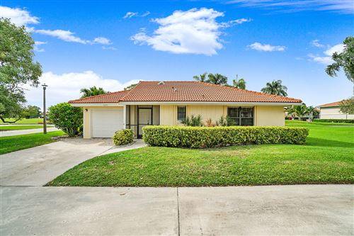 Photo of 13295 Touchstone Place, Palm Beach Gardens, FL 33418 (MLS # RX-10584332)