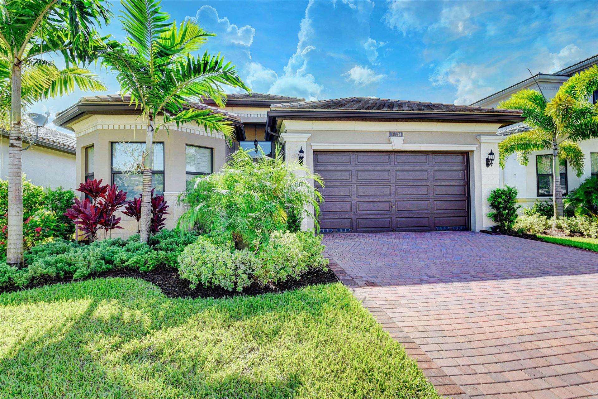 16334 Cabernet Drive, Delray Beach, FL 33446 - #: RX-10652332