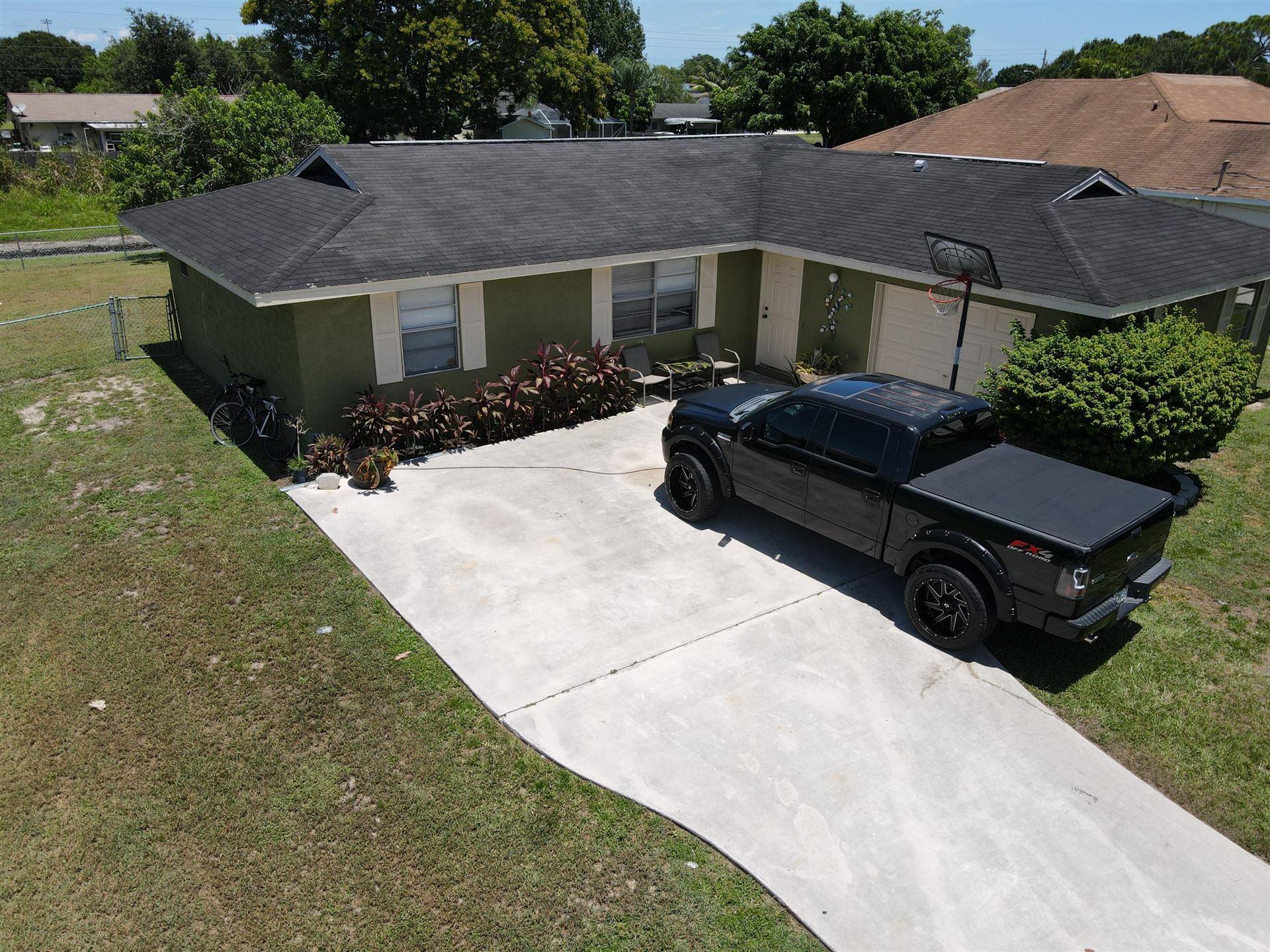 757 SW Duval Avenue, Port Saint Lucie, FL 34983 - #: RX-10658332
