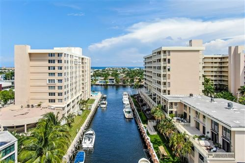 Photo of 3100 NE 48th Street #Ph9, Fort Lauderdale, FL 33308 (MLS # RX-10745333)