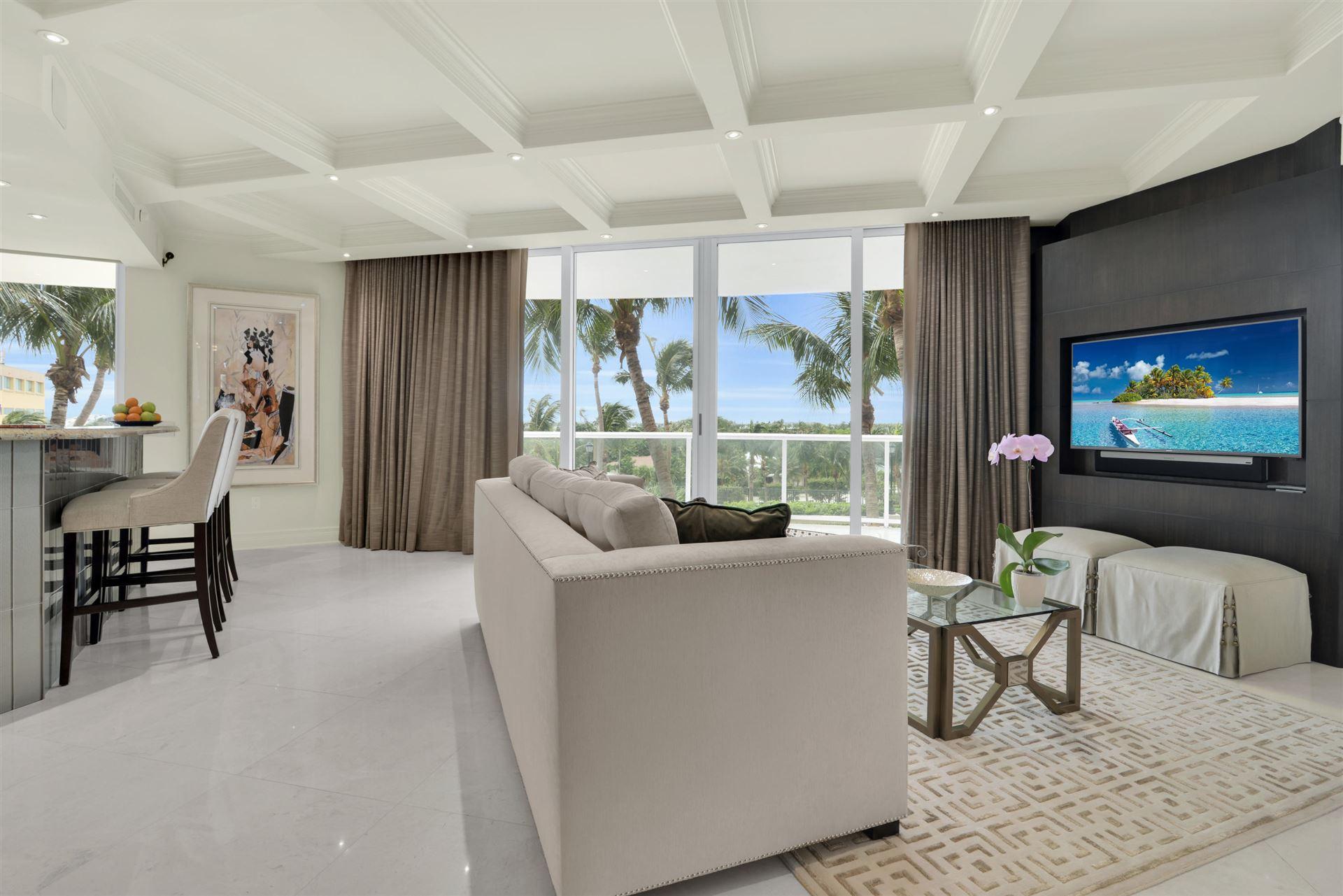 Photo of 2700 N Ocean Drive #206b, Singer Island, FL 33404 (MLS # RX-10630333)