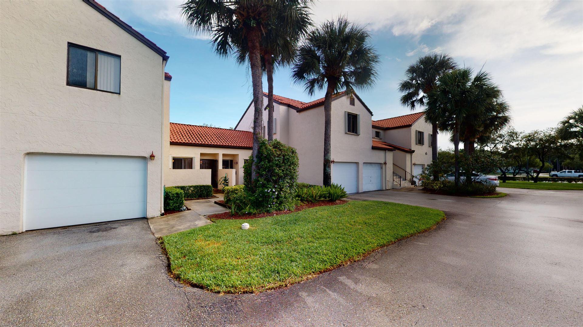 21 Via De Casas Sur #102, Boynton Beach, FL 33426 - #: RX-10636333