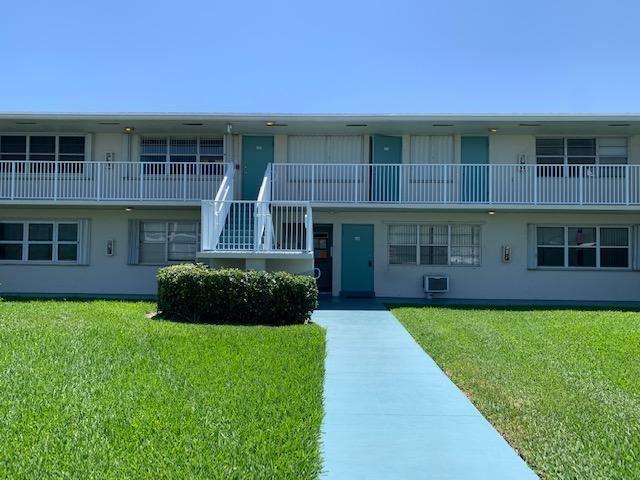 740 Horizons W #206, Boynton Beach, FL 33435 - MLS#: RX-10708333