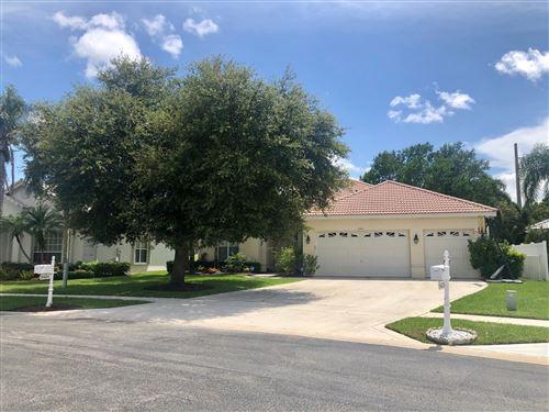 Photo of 6424 Bridgeport Lane, Lake Worth, FL 33463 (MLS # RX-10654334)