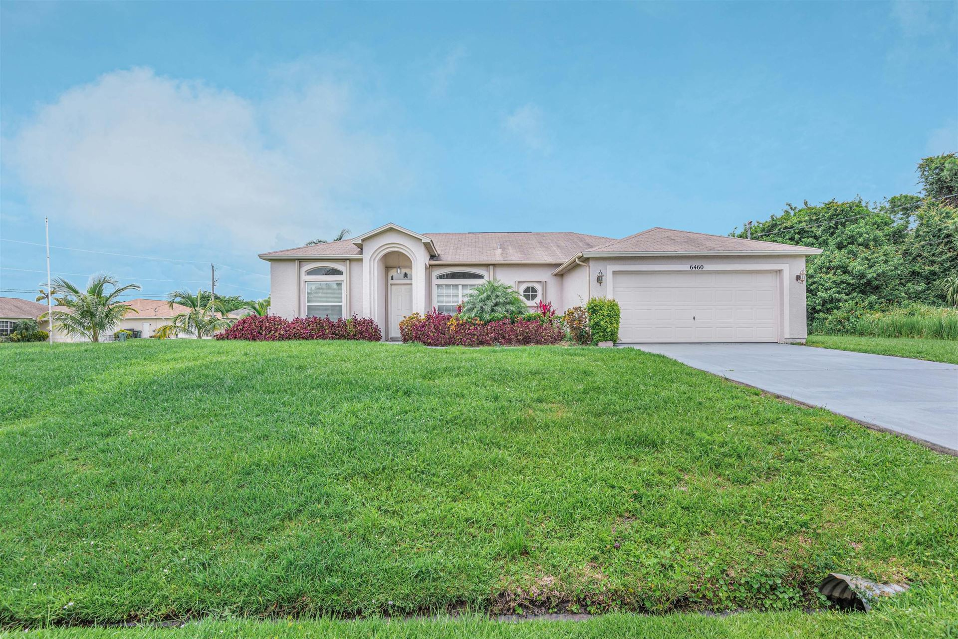 6460 NW Frenze Street, Port Saint Lucie, FL 34986 - #: RX-10628334