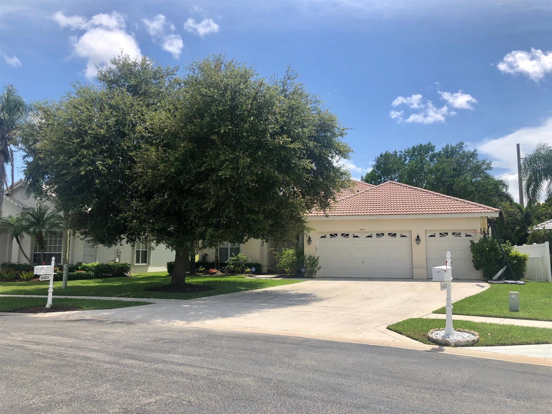 6424 Bridgeport Lane, Lake Worth, FL 33463 - #: RX-10654334