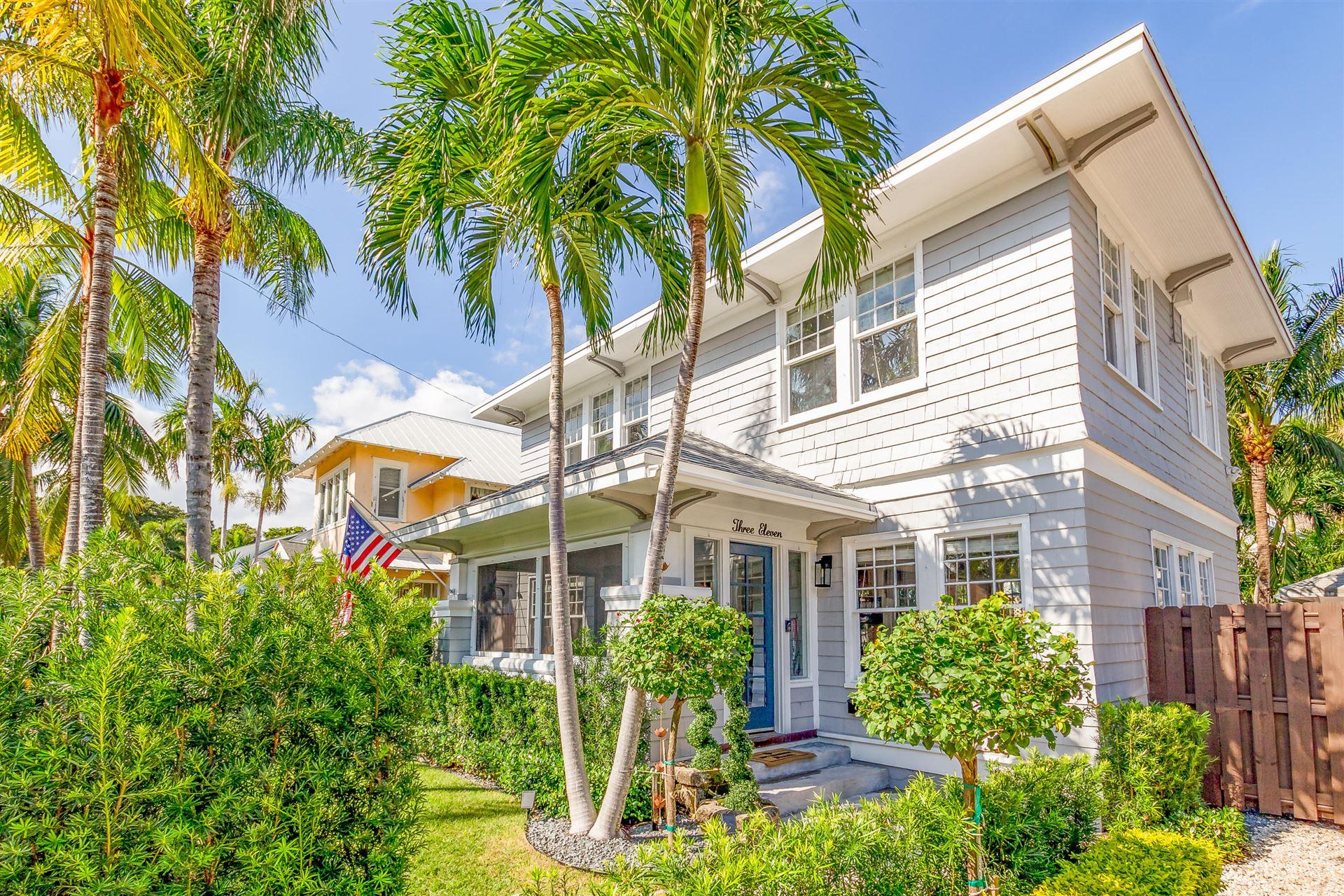 311 Vallette Way, West Palm Beach, FL 33401 - #: RX-10671334