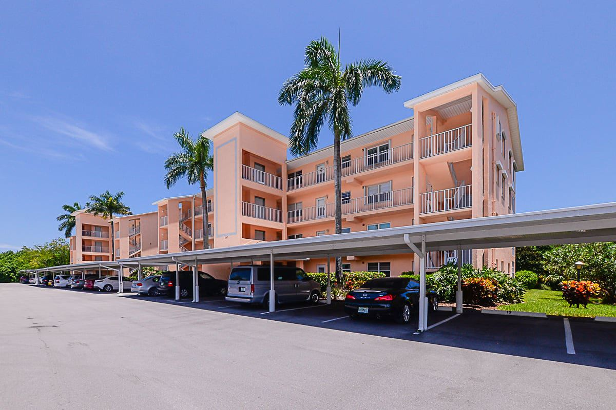 Photo of 2950 SE Ocean Boulevard #202- B110, Stuart, FL 34996 (MLS # RX-10675334)