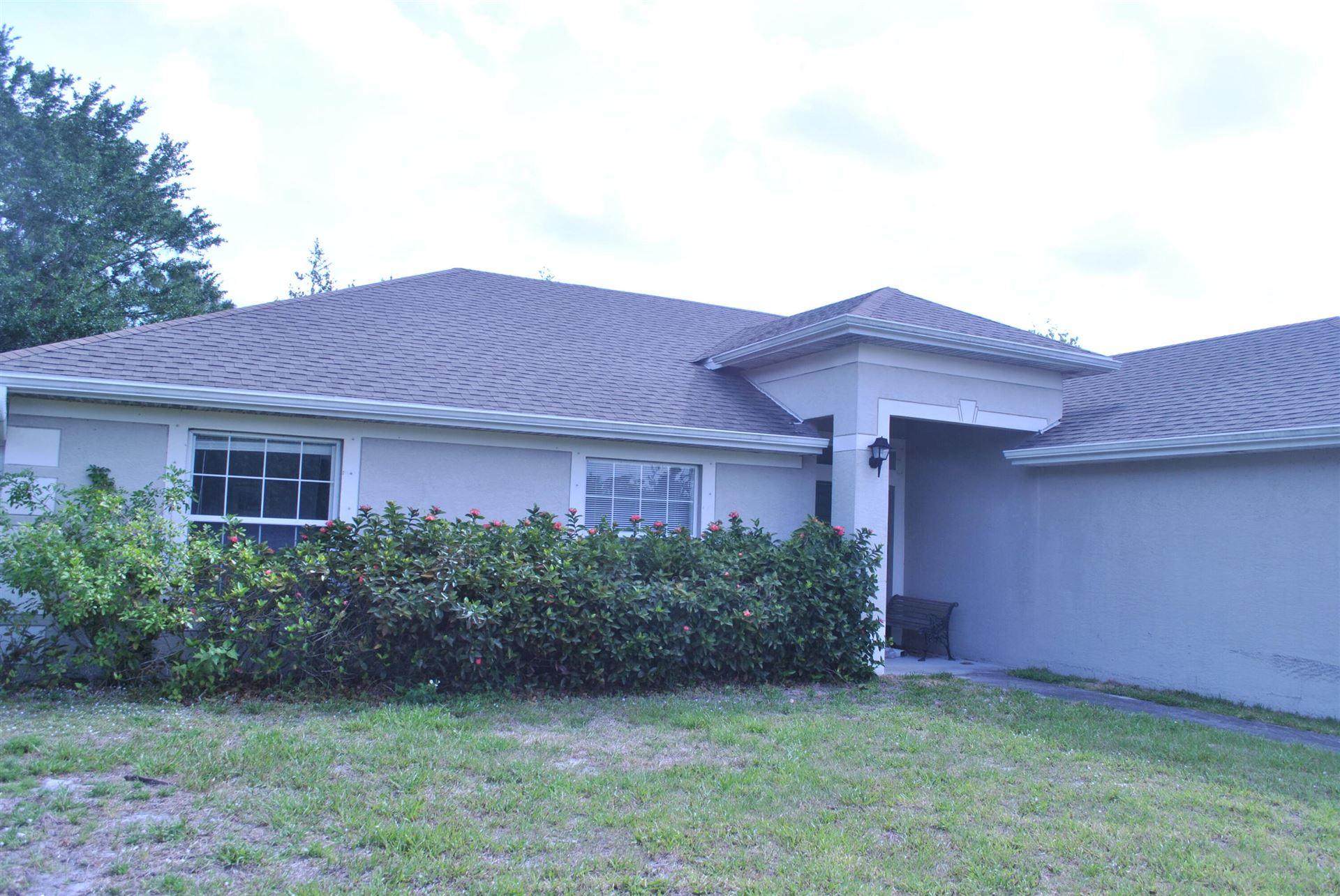 233 SW Kestor Drive, Port Saint Lucie, FL 34953 - #: RX-10719334